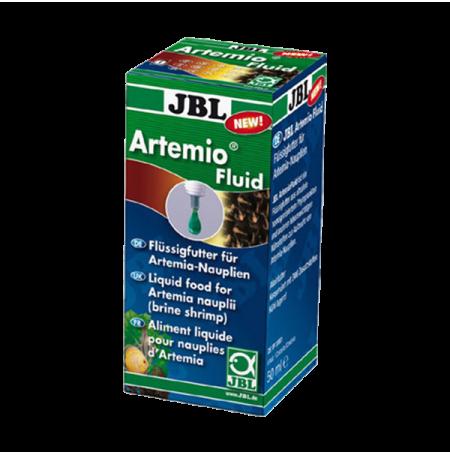 JBL ArtemioFluid - Nourriture pour Artemias - 50 ml