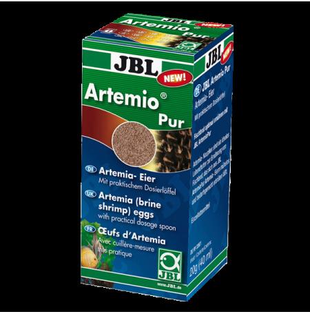 JBL ArtemioPur - Oeufs d'Artémias - 40 ml