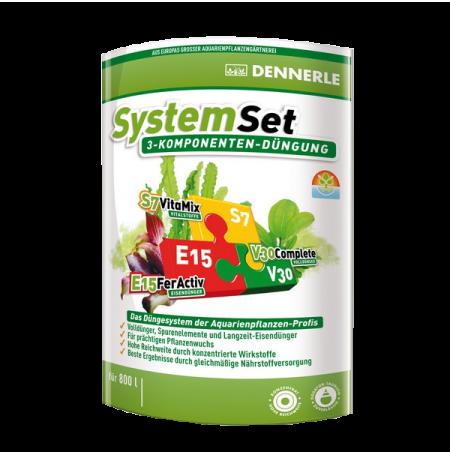 DENNERLE SystemSet - Kit 3 engrais : V30+E15+S7 - 25 ml