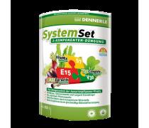 DENNERLE Système Set - Kit 3 engrais : V30+E15+S7 - 25 ml