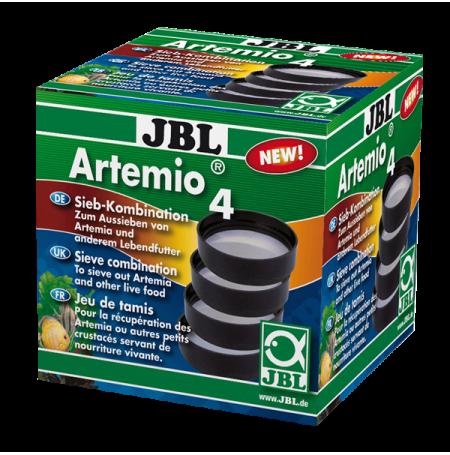 JBL Artemio 4 - Jeu de 4 tamis