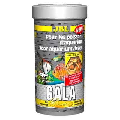 Jbl gala 1l nourriture poissons d 39 ornement carnivores for Jbl nourriture poisson