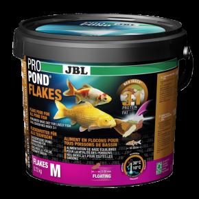 JBL Pro Pond Flakes M - Toutes saisons - 0,72 kg