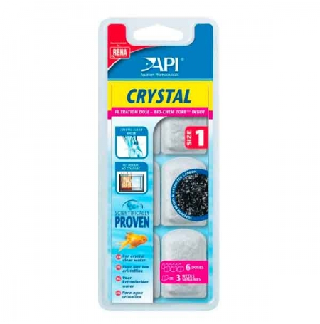 RENA Crystal 1 - Cartouche pour Filtre Superclean 40
