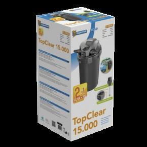 SUPERFISH Top Clear 15000 - Filtre + UV pour Bassin jusqu'à 15000 L