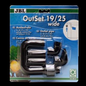 JBL OutSet 19-25 Wide, Kit de retour d'eau pour filtre externe