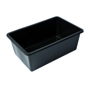 UBBINK Quadrat C3 - Bassin Rectangulaire Autoportant - 365 litres - 118x78x44 cm - Livraison gratuite