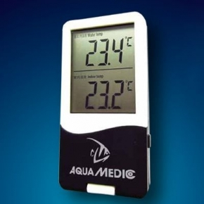 Aqua Médic T-meter Twin Termométre LCD Externe