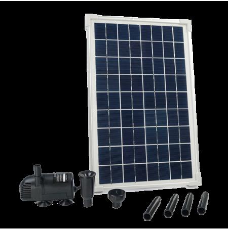 pompe solaire pour bassin et jet d 39 eau ubbink solarmax 600. Black Bedroom Furniture Sets. Home Design Ideas