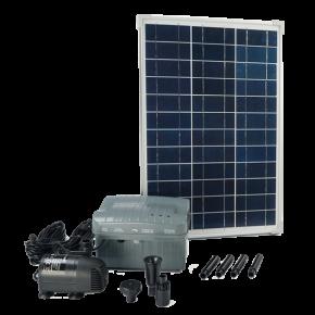 UBBINK SolarMax 1000 - Pompe Bassin et Jet d'Eau 1350 l/h