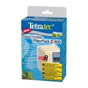 Tetra Filterpack Charbon pour Filtre 600