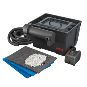 EHEIM Loop 5000 - Filtre + UV + Pompe pour Bassin jusqu'à 5000 L