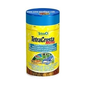 Tetra Crusta Menu pour crevettes - 100 ml