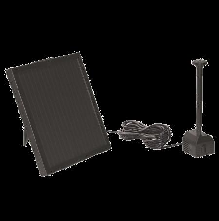pompe jet d 39 eau bassin pontec pondosolar 150. Black Bedroom Furniture Sets. Home Design Ideas