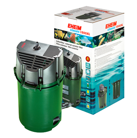 EHEIM Classic 1500XL - Filtre pour aquarium jusqu'à 1500 L