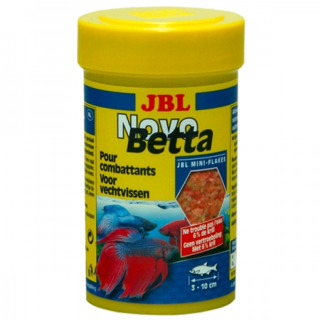 JBL NovoBetta - 100 ml - Pour combattants