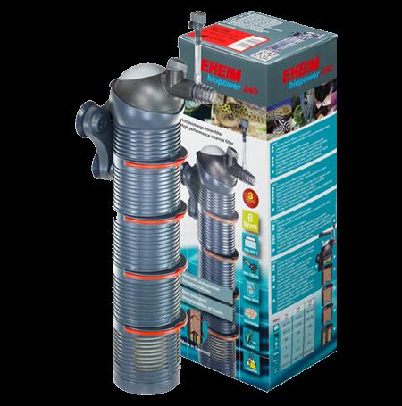 EHEIM BioPower 240 - Filtre pour aquarium jusqu'à 240 L