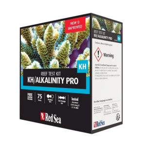 RED SEA Test KH/Alkalinity Pro Reef Test Kit