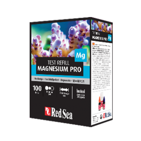 RED SEA Magnesium Pro - Recharge Test