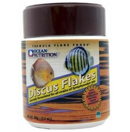 OCEAN NUTRITION Discus Flakes - 34 g