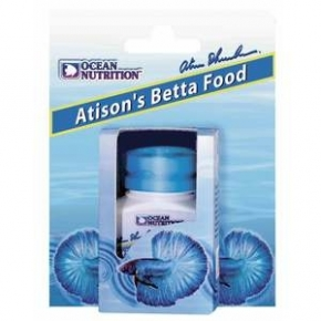 OCEAN NUTRITION Atison's Betta Food, 15g