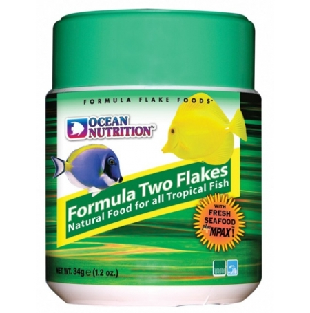 OCEAN NUTRITION Formula Two Flakes - 34 g