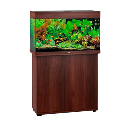 Aquarium Juwel Rio 125 LED + Meuble - Brun