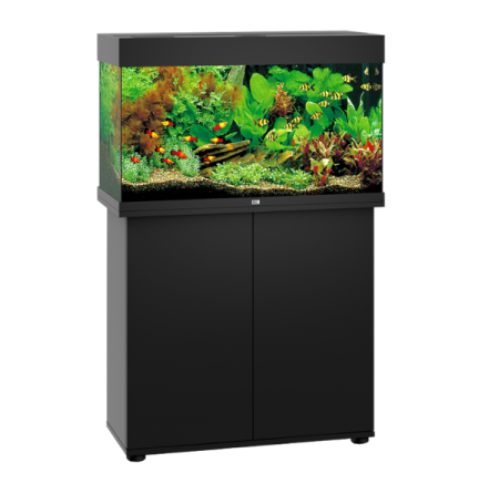Aquarium Juwel Rio 125 LED + Meuble - Noir
