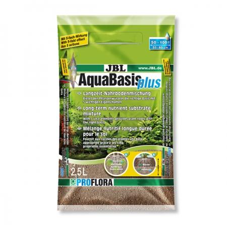 JBL Aquabasis Plus 2,5 litres Substrat de sol