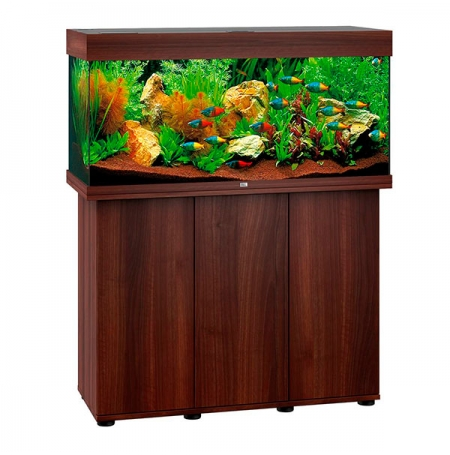 Aquarium Juwel Rio 180 LED + Meuble - Brun