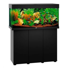Aquarium Juwel Rio 180 LED + Meuble - Noir