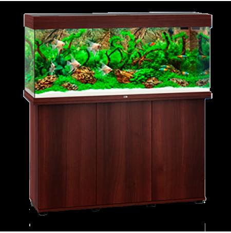 Aquarium Juwel Rio 240 LED + Meuble - Brun