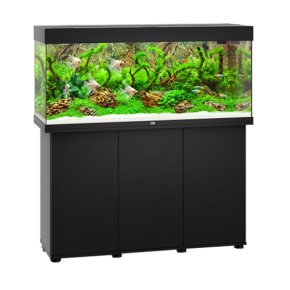 Aquarium Juwel Rio 240 LED + Meuble - Noir