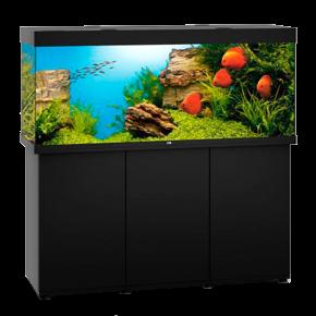 Aquarium Juwel Rio 400/450 + Meuble - Noir