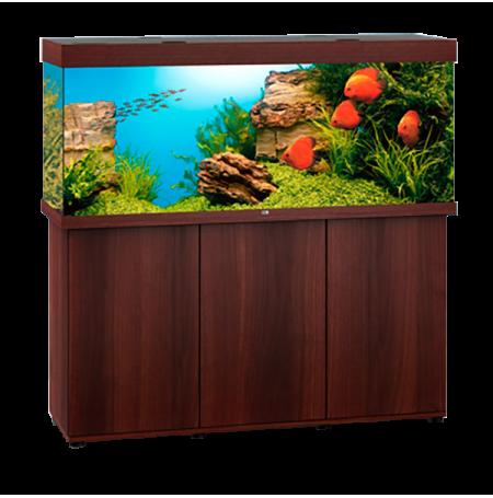 Aquarium Juwel Rio 450 LED + Meuble - Brun