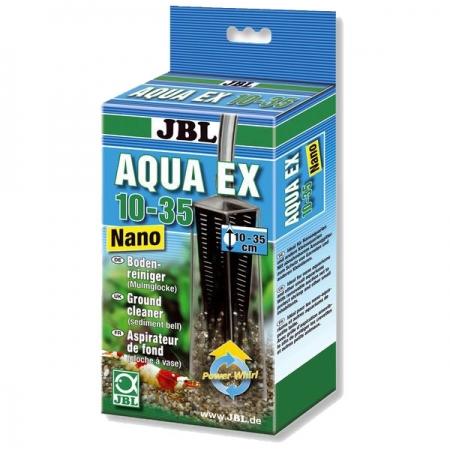 JBL AquaEx Nano 10-35 - Cloche à vase pour nano aquariums
