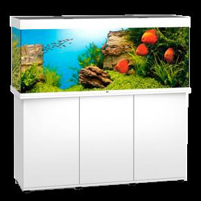 Aquarium Juwel Rio 450  Meuble - Blanc
