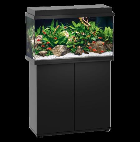 Aquarium JUWEL Primo 110 LED + Meuble - Noir