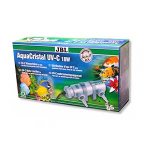 JBL Aquacristal UV-C 18 Watts série 2 Stérilisateur UV