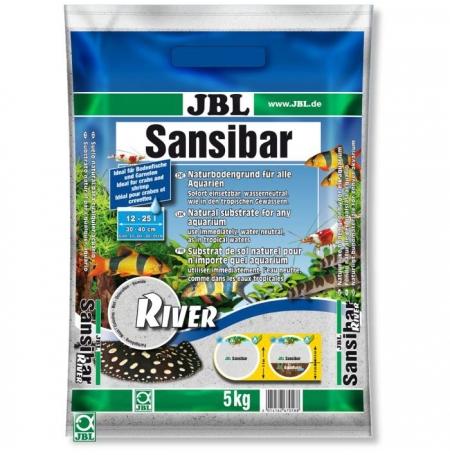 JBL Sansibar RIVER 5 kg Substrat de sol