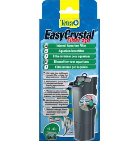 TETRA EasyCrystal 250 Filtre aquarium 15 à 40L Débit : 250 l/h
