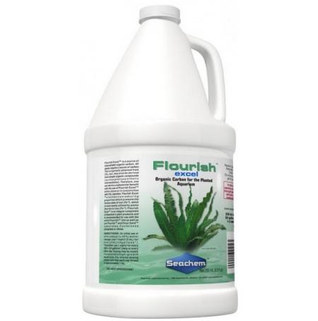SEACHEM Carbone liquide Flourish Excel - 2 Litres