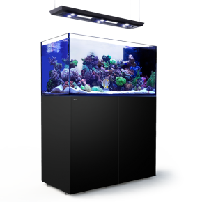 RED SEA REEFER Deluxe Peninsula 500 + Meuble + Eclairage LED - Noir