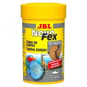 JBL NovoFex 100 ml cubes de tubifex pour poissons