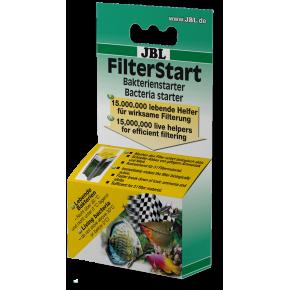 JBL FilterStart 10 ml - Bactéries de démarrage filtre biologique aquarium