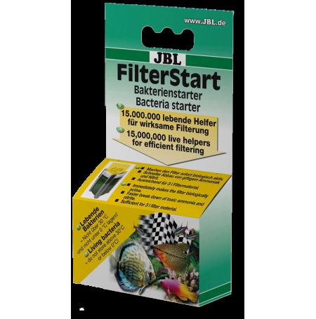 JBL FilterStart 10 ml - Bactéries de démarrage
