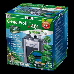 JBL Filtre CristalProfi e401 Aquarium de 40 à 120L