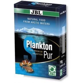 Nourriture poissons eaux douce et eau de mer JBL PlanktonPur S, 8 sticks de 2 g