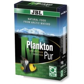 JBL PlanktonPur M, 8 sticks de 2 g de nourriture poissons eaux douce et eau de mer