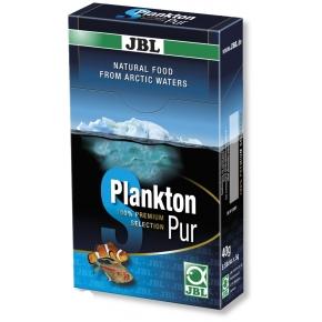 JBL PlanktonPur S, 8 sticks de 5 g de nourriture poissons eaux douce et eau de mer